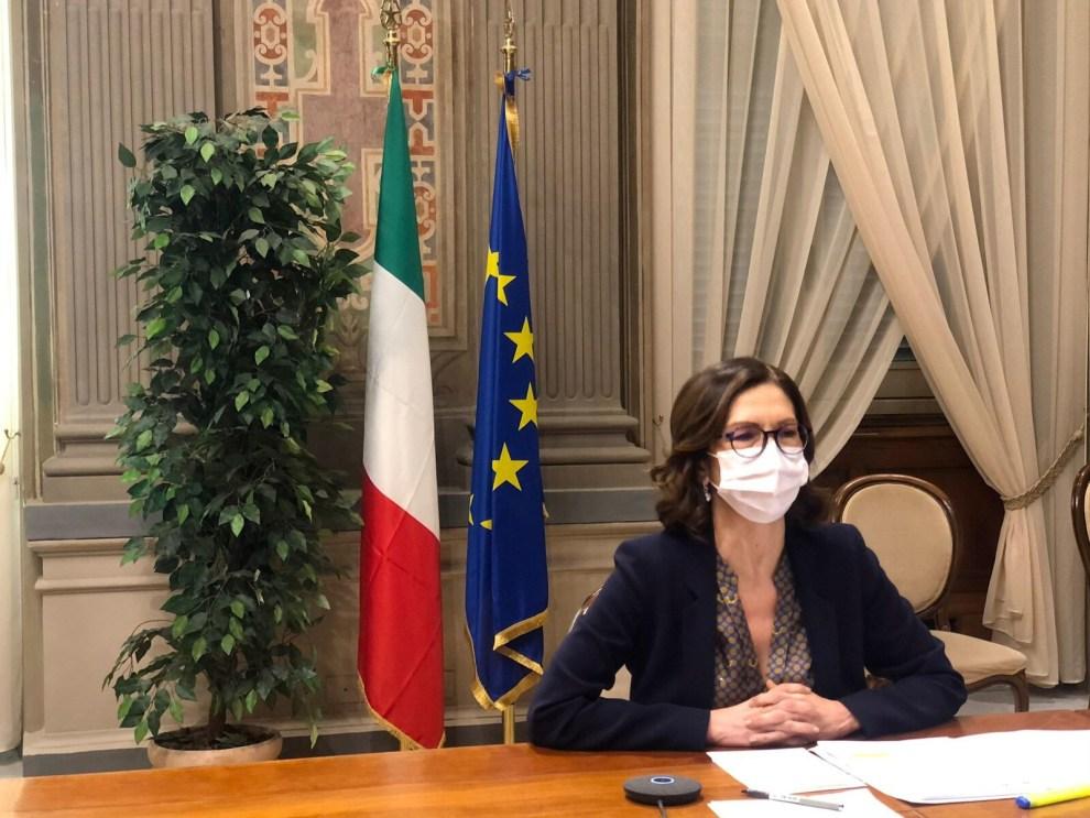 Mariastella Gelmini