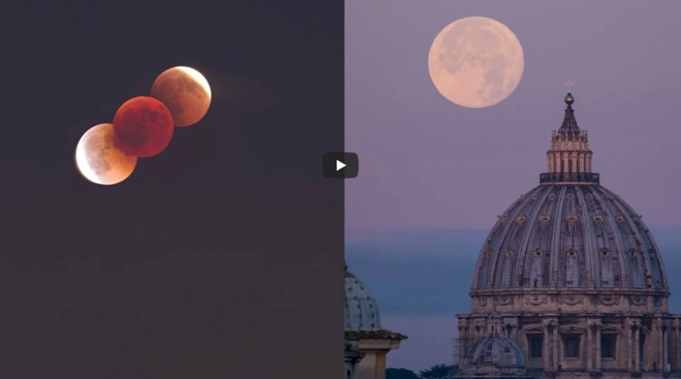 eclissi superluna