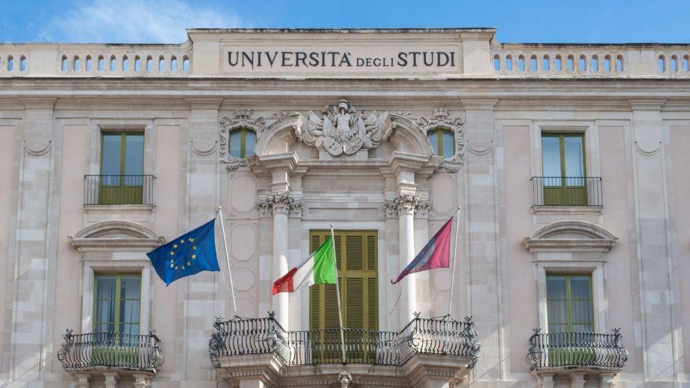 palazzo centrale università catania