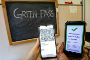 green pass a scuola