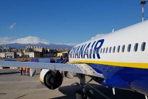Ryanair Catania