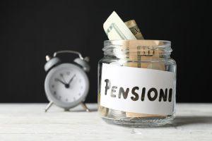 pagamento pensioni ottobre 2021