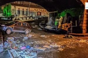 Catania dopo maltempo