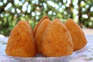 arancino Sicilia vincitore street food
