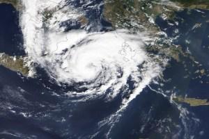 medicane uragano mediterraneo