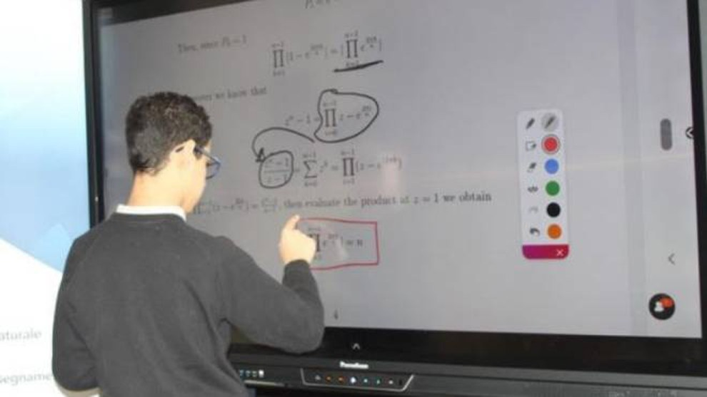 Lorenzo università di pisa 14 anni matematica