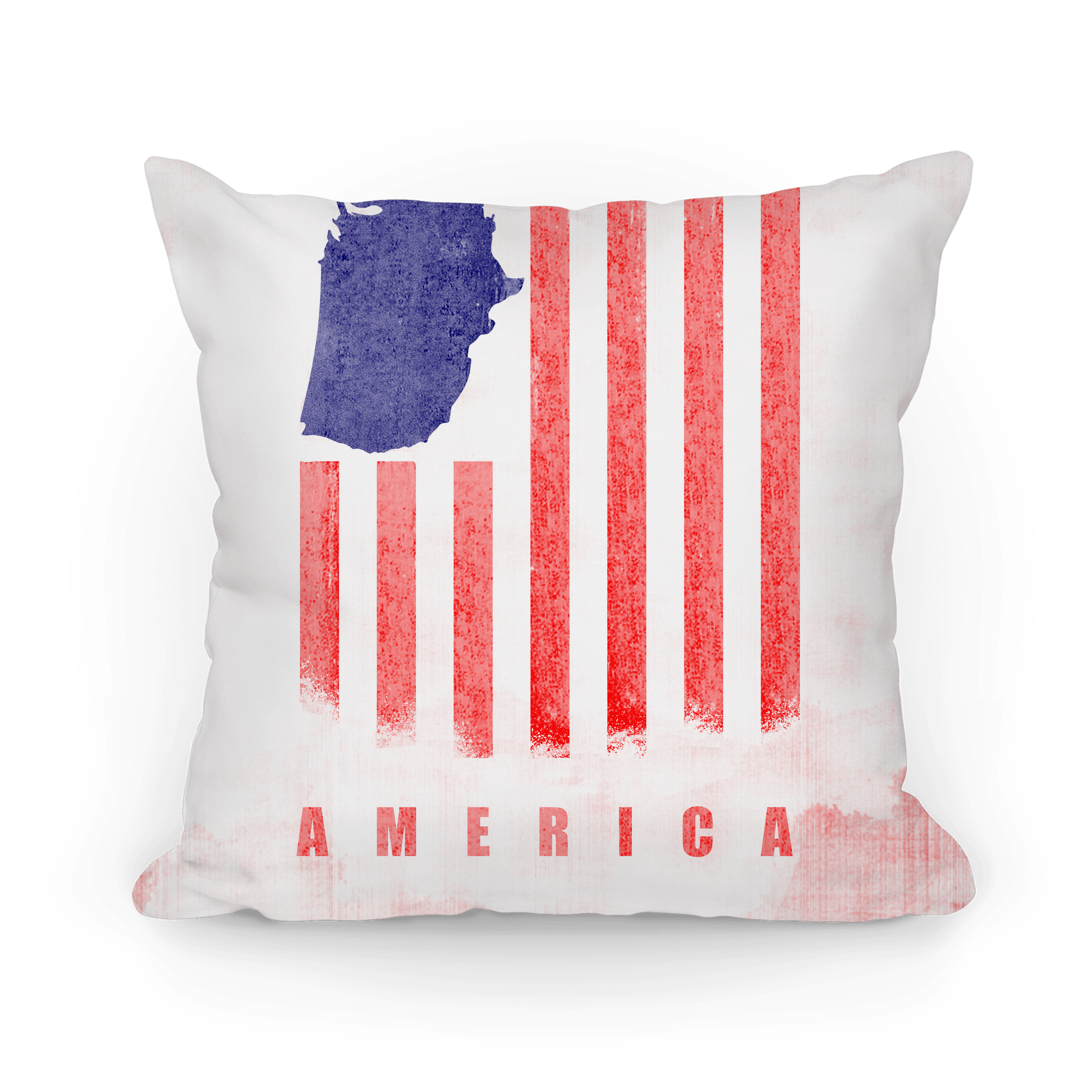 american flag pillows lookhuman