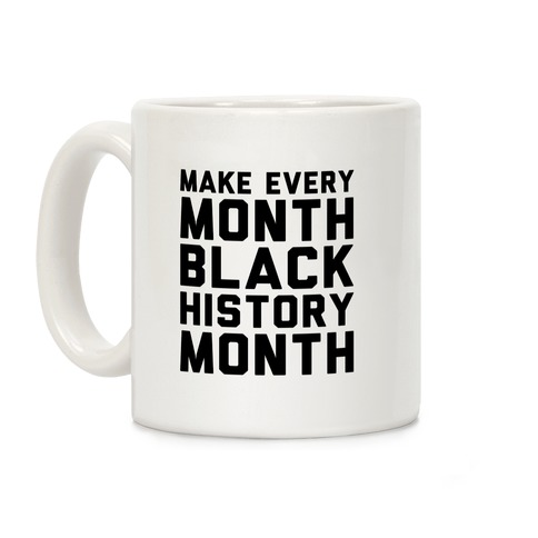 Image result for black history month mugs