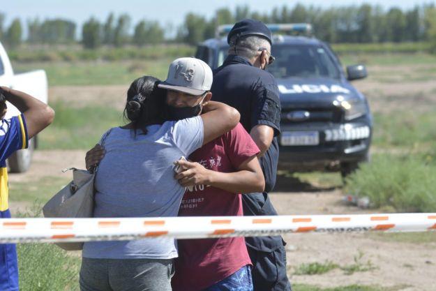 Investigan la muerte de Margarita Zárate (PH: Los Andes)