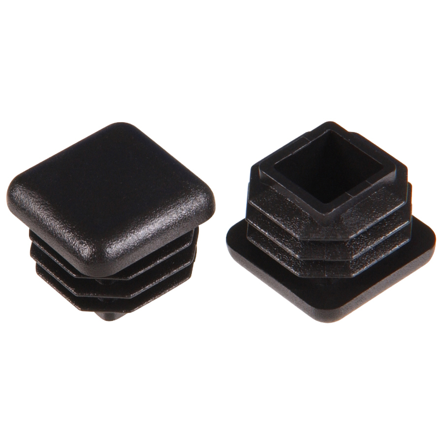 Shop The Hillman Group 2 Pack 7 8 In Black Plastic Inside
