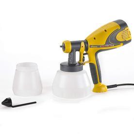 Wagner Control Spray Double Duty High-Volume Low Pressure (HVLP) Handheld Paint Sprayer