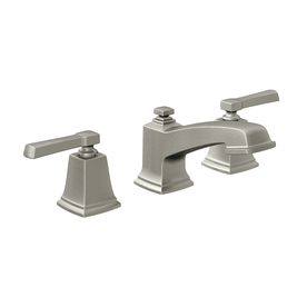 A Bath Faucet That Is Spot And Fingerprint Resistant Yes