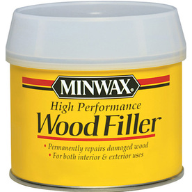 Minwax High Performance Wood Filler