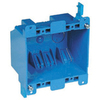 CARLON 2-Gang Plastic Old Work Electrical Box