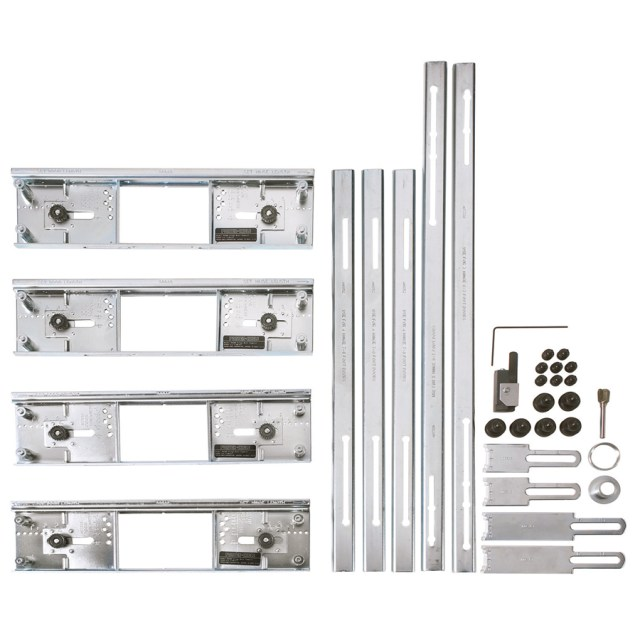 Shop PORTER-CABLE Hinge Butt Template Kit at Lowes.com