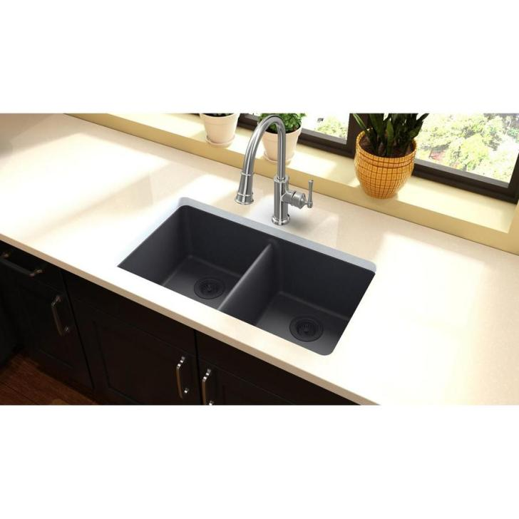 Comshop Franke Usa Single Basin Drop Undermount Granite