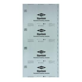 Extruded Polystyrene Foam Board Insulation (Common: .5-in x 8-ft x 4-ft; Actual: 0.437-in x 7.937-ft x 3.875-ft)