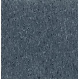 Armstrong 12-in x 12-in Charcoal Speckle Pattern Commercial Vinyl Tile