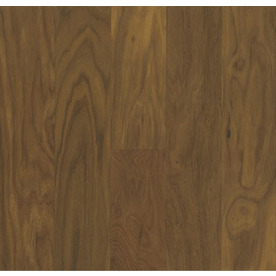 Bruce 5-in W High Impact Walnut Locking Hardwood Flooring