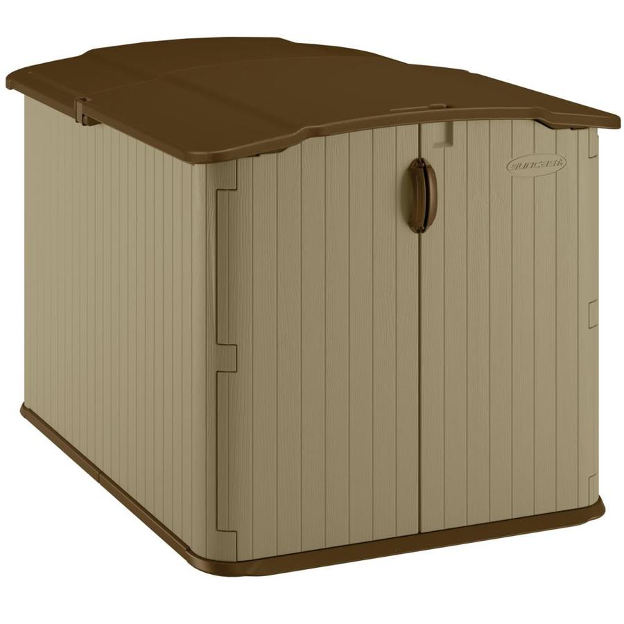 rubbermaid small outdoor storage at