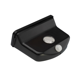 SYLVANIA Black LED Night Light with Motion Sensor and Auto On/Off