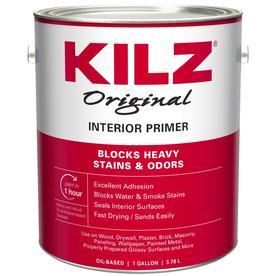 KILZ Gallon Interior Oil Primer
