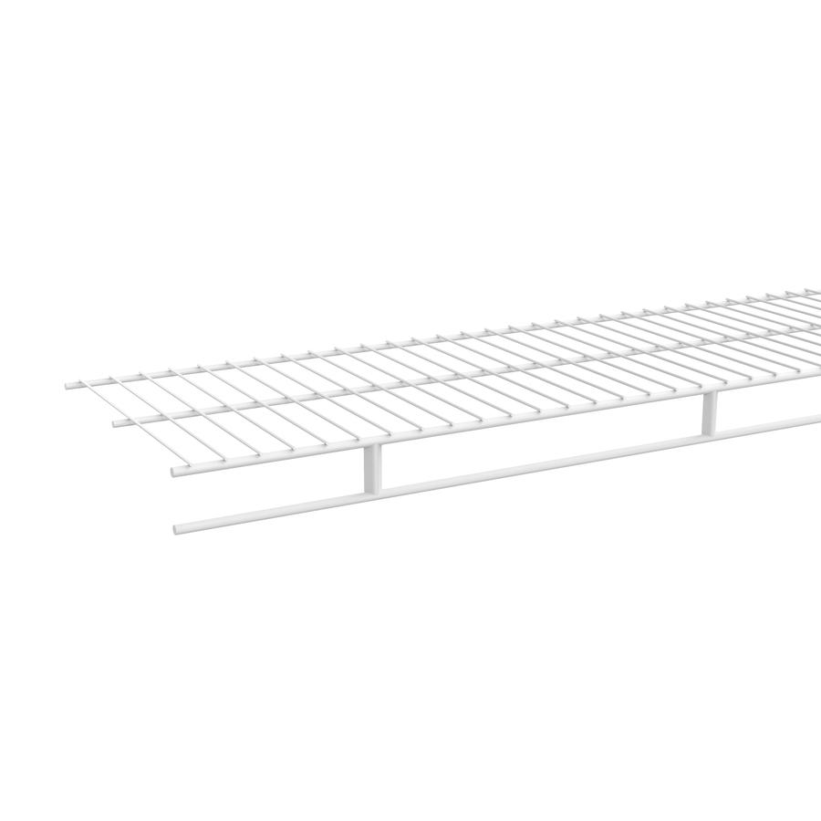wire closet shelves at lowes com