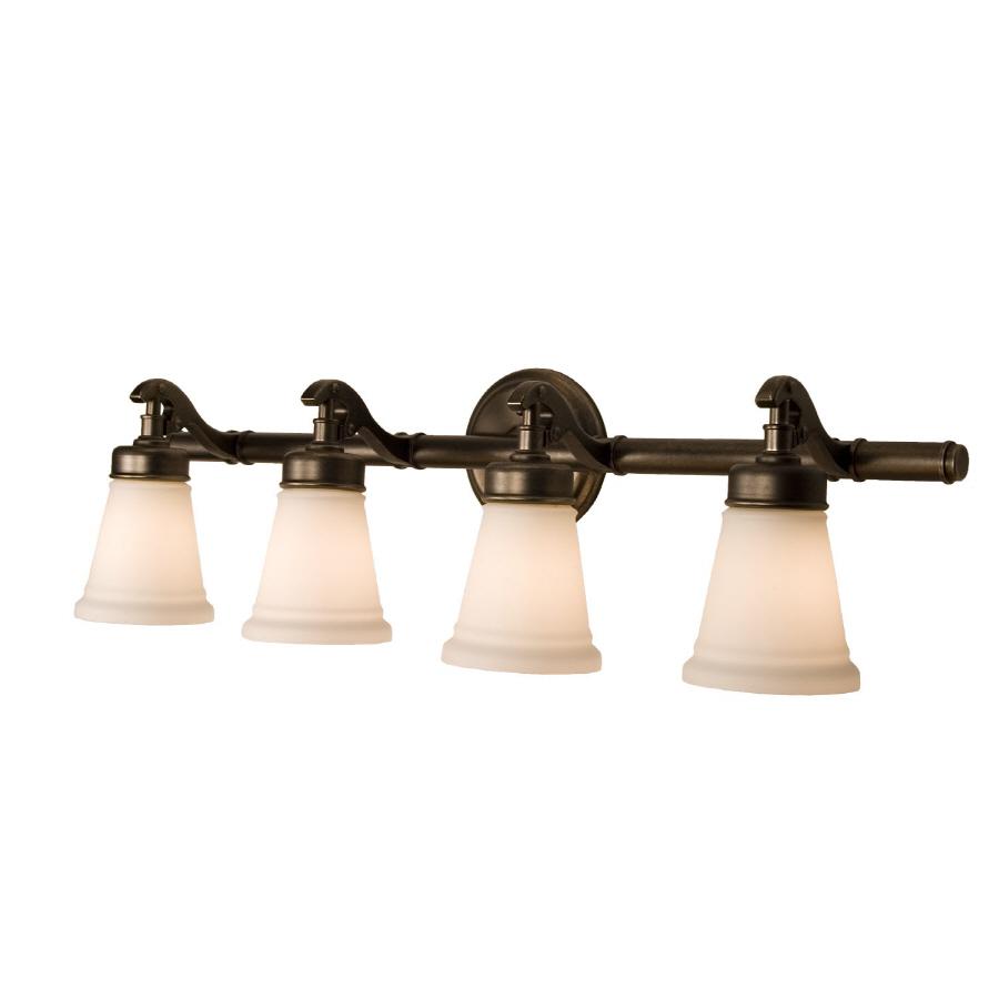 Rustic Bathroom Vanity Lights
