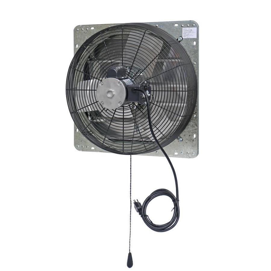 exhaust fan for garage lowes