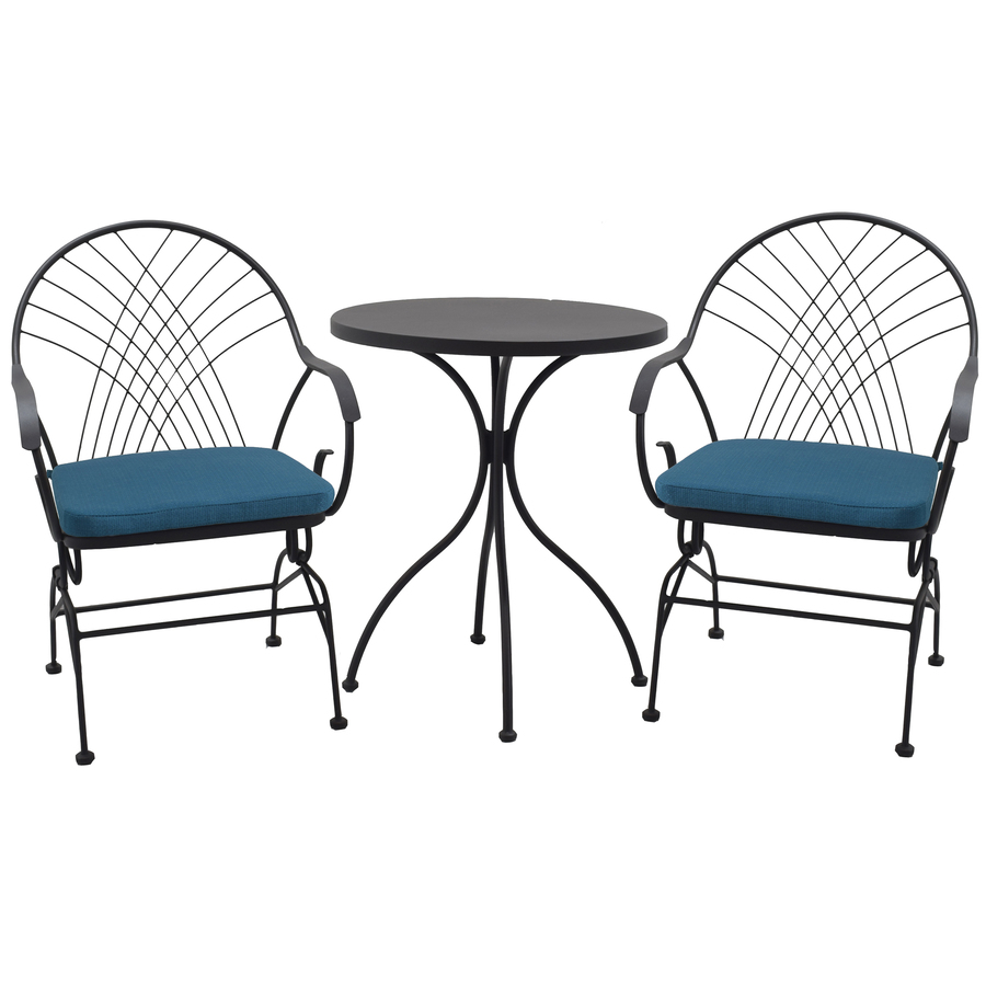bistro patio furniture sets at lowes com