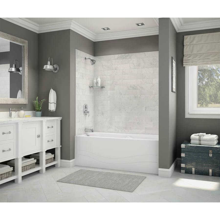 bathtub walls surrounds at lowes com