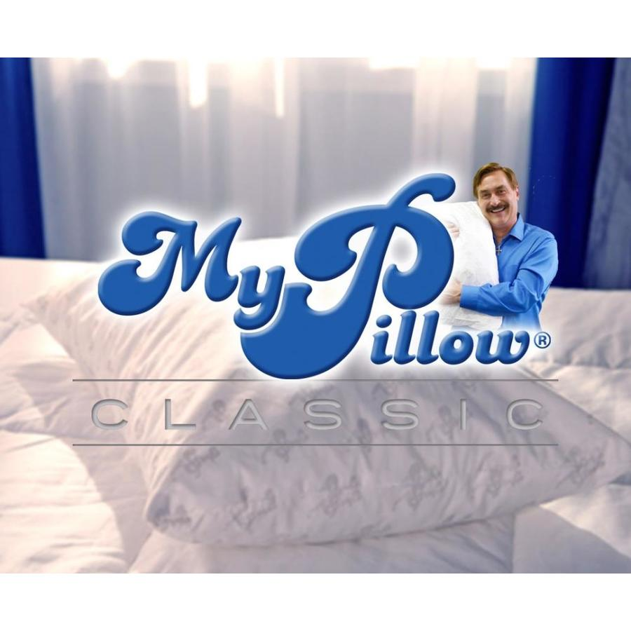 shop now for the mypillow giza elegance