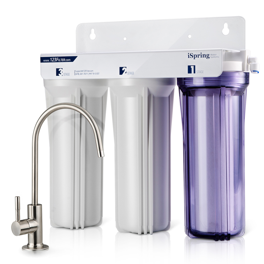 under sink filtration systems at lowes com