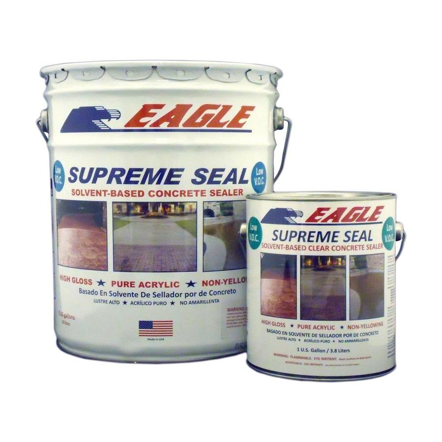 Lowes And Concrete Stain Sealer