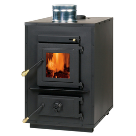Review of Summers Heat 3000 Sq. Ft. Wood Furnace from Lowes.com