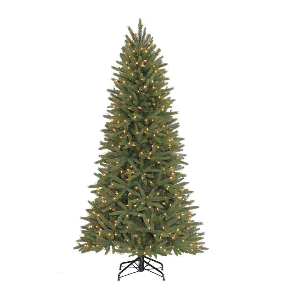 lowes clearance pre lit christmas tree