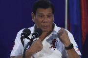 Le président des Phlipinnes Rodrigo Duterte.... (photo Ted Aljibe, archives afp) - image 1.0