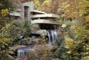 The House on the Waterfall was built ... (Photo Robert P. Ruschak, provided by the Western Pennsylvania Conservancy) - image 2.0 &quot;title =&quot; Fallingwater, flesh and blood - image 2.0 &quot;/&gt;   <div class=