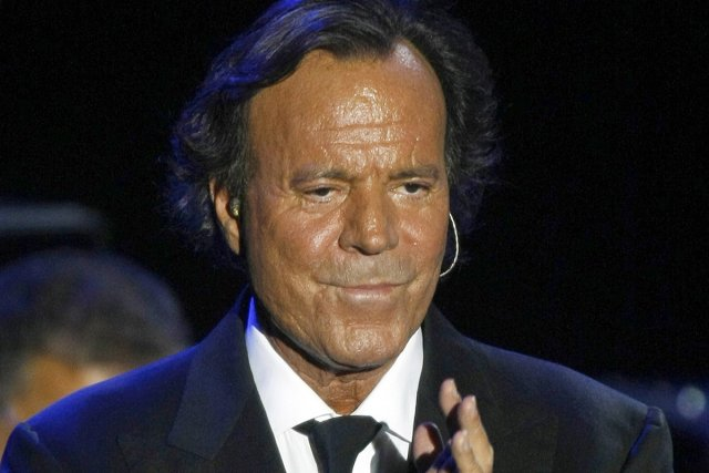 Julio Iglesias... (Photo: Reuters)