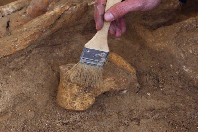 Des archéologues italiens ont découvert des tombes datant de plus de 3000 ans... (Photo archives Reuters)