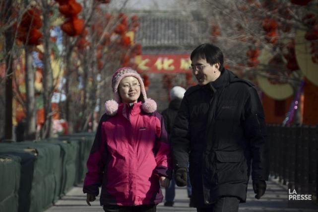 Sur le site d'achat en ligne Taobao, une... (Photo AFP)