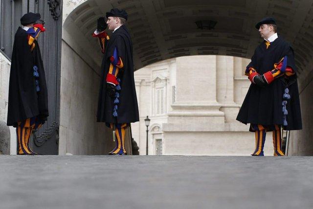 Le Vatican... (PHOTO FILIPPO MONTEFORTE, AFP)