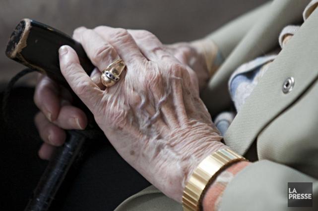 Bien que l'espérance de vie n'ait cessé d'augmenter au cours du 20e siècle, la... (Photo François Roy, archives La Presse)