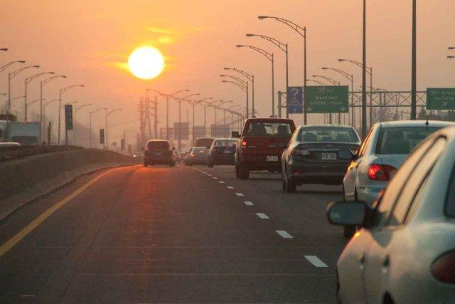 Pour les quelque 250 kilomètres qui séparent Québec... (Photothèque Le Soleil)