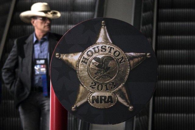 Le thème du congrès est «Stand and Fight»... (Photo Reuters)