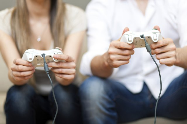 Bonne nouvelle pour les joueurs de jeux vidéos, une étude britannique montre... (Photos.com)