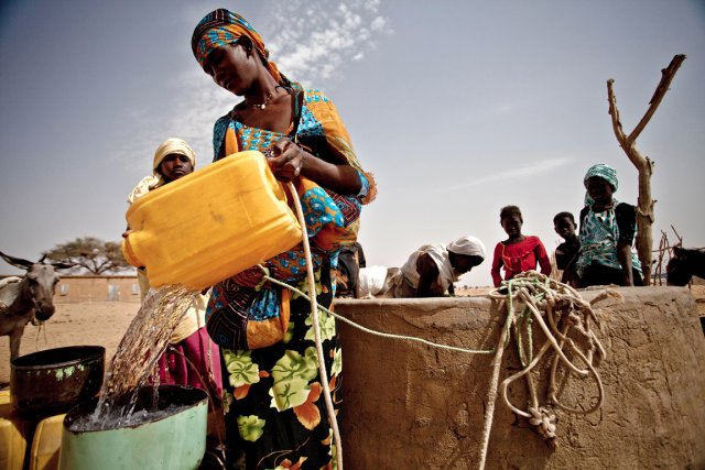 Les régions du Proche et du Moyen-Orient, l'Afrique... (PHOTO PABLO TOSCO, ARCHIVES AFP/OXFAM)