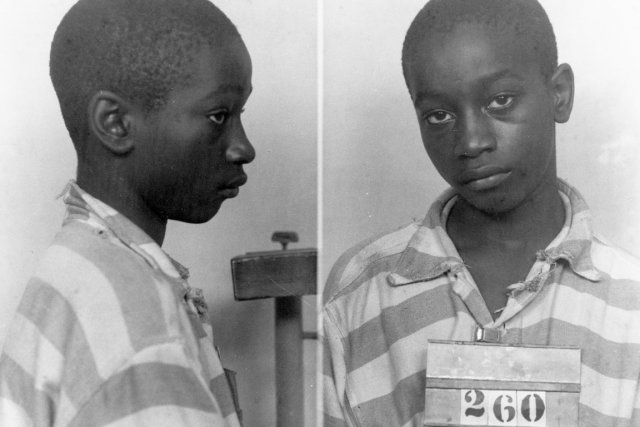 George Junius Stinney, un Afro-Américain de 14 ans,... (Photo associated press/South Carolina Department of Archives and History)
