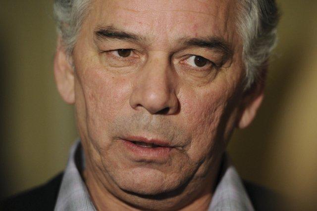 Ghislain Picard, le président québécois de l'Assemblée des... (La Presse Canadienne)