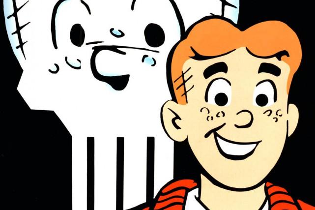 Le personnage Archie... (Photo tirée de l'internet)